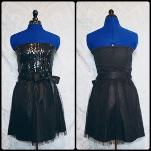Dresses & Skirts - Sequin Little Black Dress